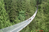 Capilano Suspension Bridge and Park