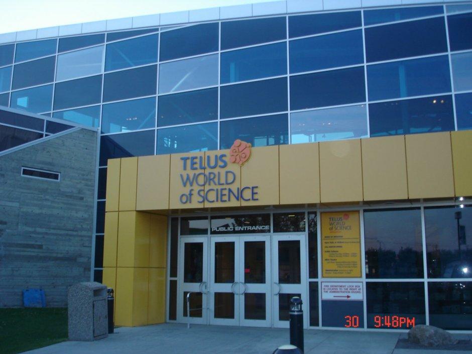 Telus World of Science - Edmonton (Part 1)