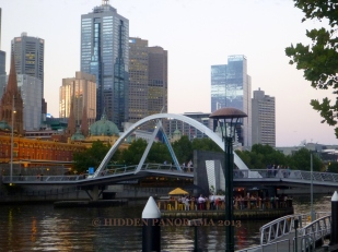 On The Water Front – Melbourne Walking Tour Part 1