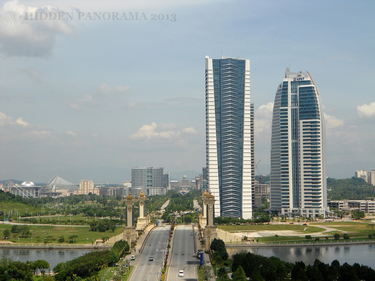 RM1(MYR) Putrajaya Tour - An Almost Free City Tour
