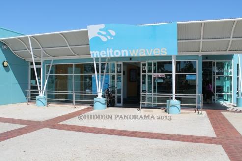 Swaying at Melton Waves