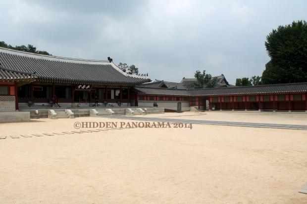 Hwaseong Haenggung - Temporary Palace of King Jeongjo - Back to the Past Adventure (Part 3)