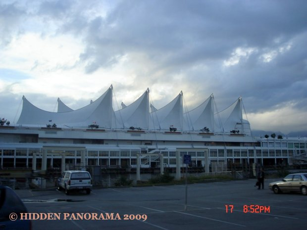 Canada Place (captured near at seabus station in Vancouver)