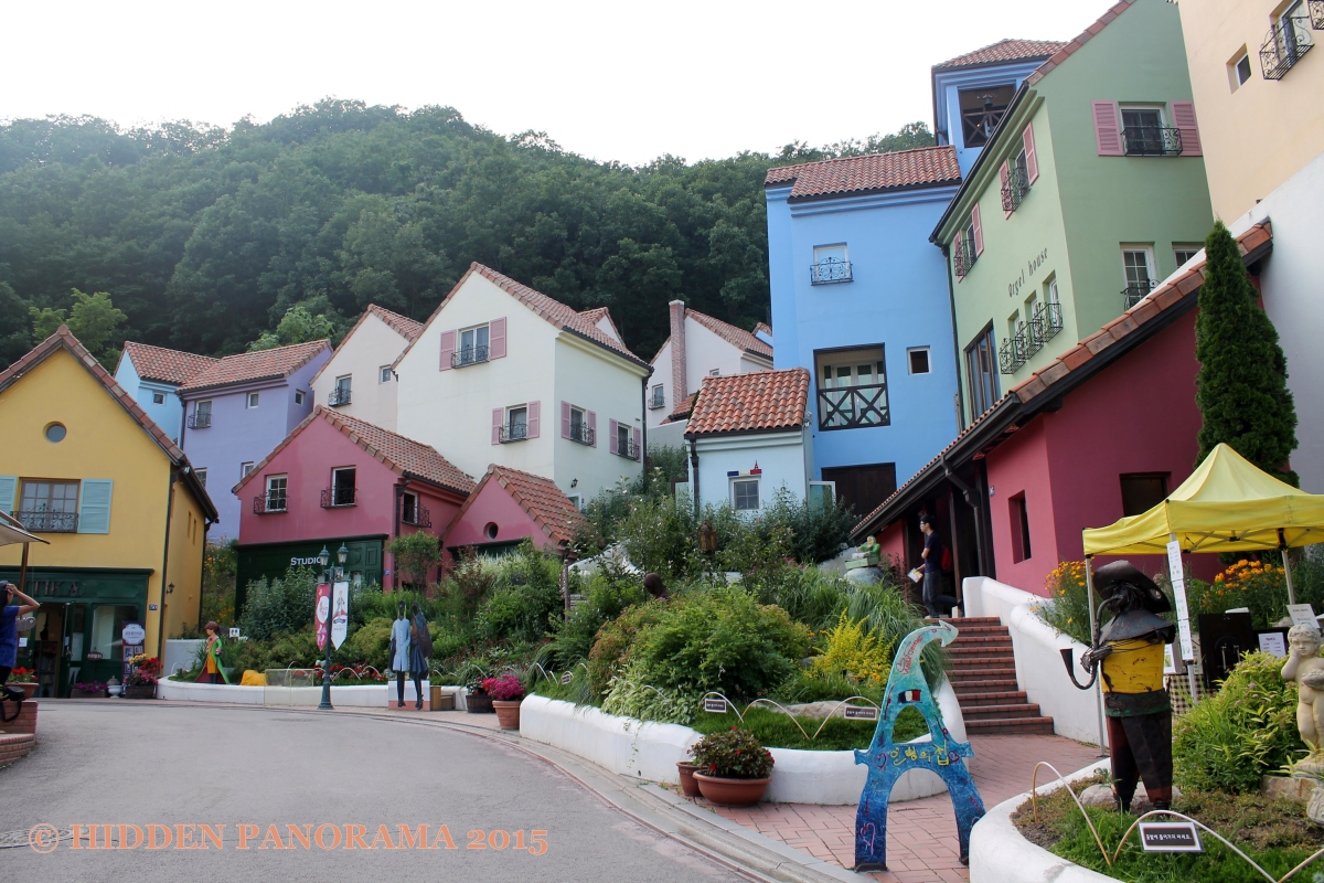 Petite France - A French Village In Korean Peninsula