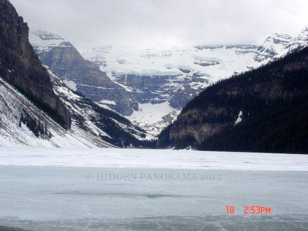 Lake Louise with Victoria Glacier