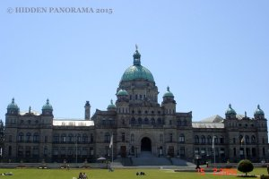 BC Provincial Legislature Building