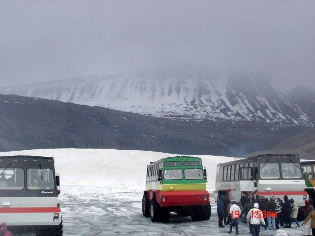 Columbia Icefield 1