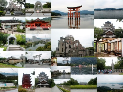 Hiroshima - An Introduction To The Home of Two World Heritage Sites
