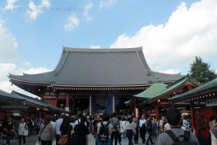 Asakusa – Home of Famous Sensoji Buddhist Temple
