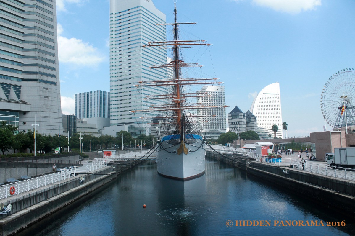 Nippon Maru - A Training Ship And Its Memorial Park