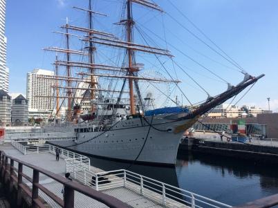 Nippon Maru – A Training Ship And Its Memorial Park