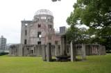 A Bomb Dome - Symbol of 'Peace City' - Hiroshima City