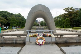 Hiroshima Peace Memorial Park - A Walk to Remember