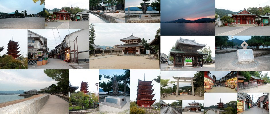 Hidden Panorama - More of Miyajima