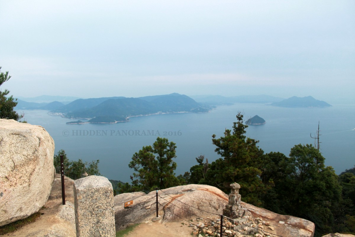 Mount Misen - A Bit of Trek to Miyajima Island's Sacred Mountain