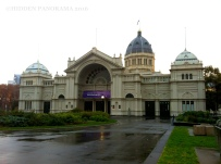 Carlton Gardens – Home of Royal Exhibition Building and Melbourne Museum – Melbourne Walking Tour – Part 4