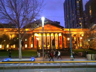 State Library of Victoria - One of the First Free Public Libraries in the World - Melbourne Walking Tour Part 2