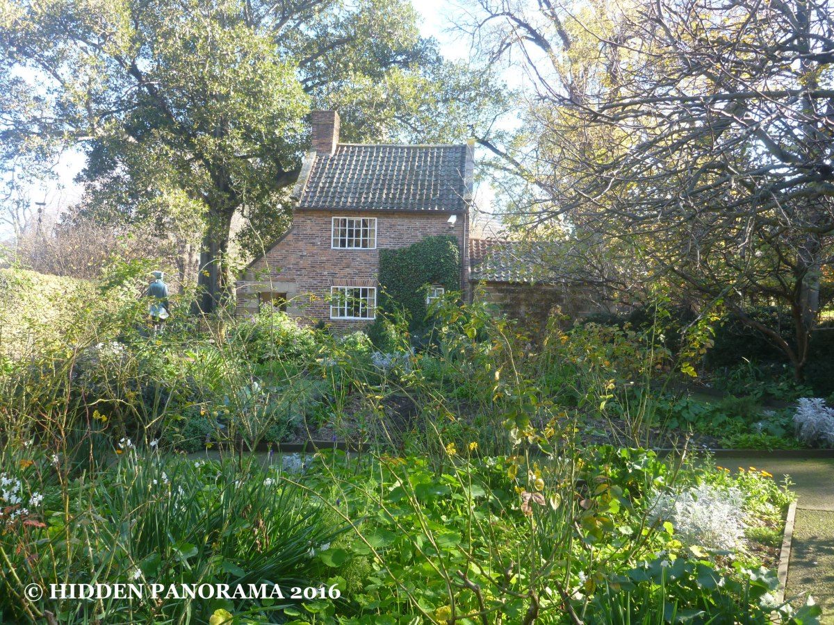 A Walk in the Park - Cook's Cottage - Australia's Oldest Building And More - Melbourne Walking Tour - Part 3