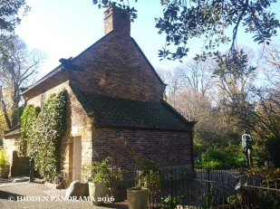 A Walk in the Park - Cook's Cottage - Australia's Oldest Building And More - Melbourne Walking Tour Part 3