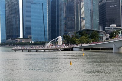 Free Transit Tour in Singapore