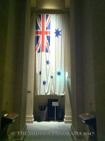 The Australian White Ensign