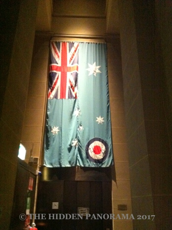 The Ensign of the Royal Australian Air Force
