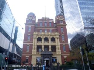 Queen Victoria Women's Centre – Vestige of Old Hospital But Now A Women's Pride