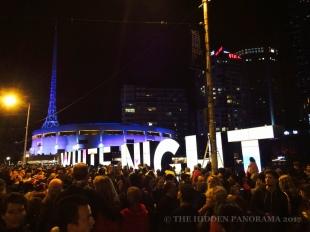 White Night – A Melbourne's Dreamy Night