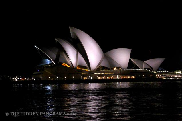 Sydney on its Darknes