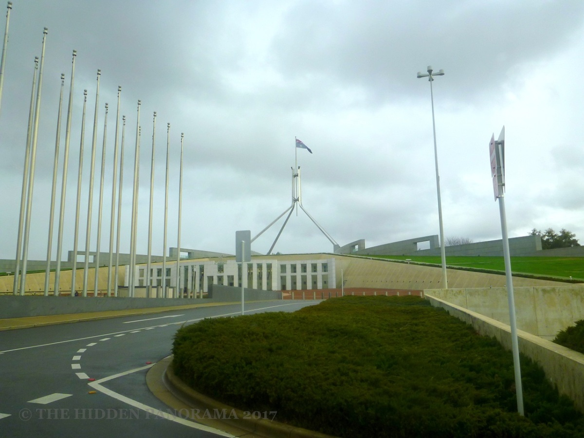 Australian Parliament House - An Iconic Symbol of Australian Politics