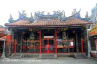 Taipei (Day 1 – Part 1) [Bangka] Wanhua District