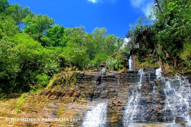 Tarzan Falls Hiking and Fish Eye Marine Park Snorkeling