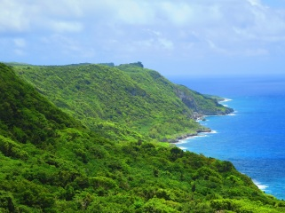 Buggy Off-Road Adventure with Coastal Scenic View at Yigo