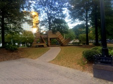 Strolling at Downtown Atlanta (Peachtree Street Northwest – Atlanta Walk Part 5)