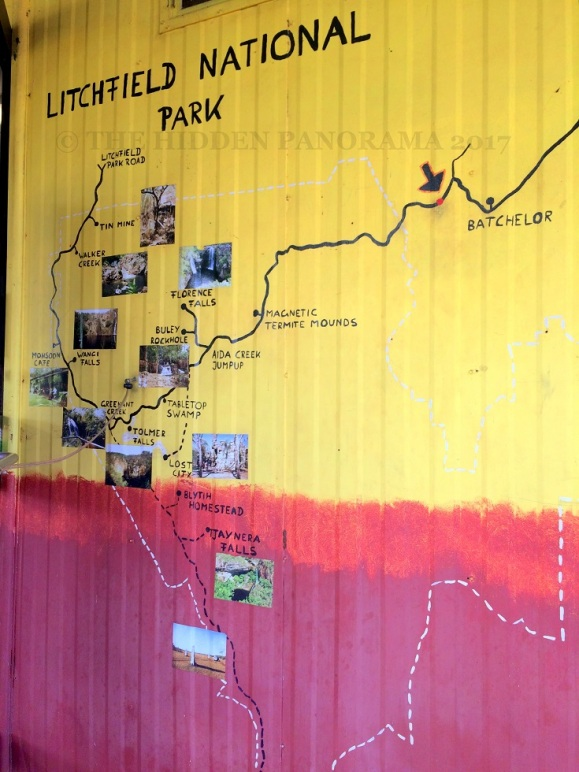 Travel Diary 101 : Kakadu Missed, Litchfield Take Over