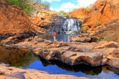 Nitmiluk National Park : Sandstone Country Full of Stunning Gorges