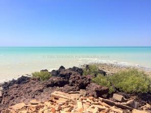 Broome Walks : Town Beach, Roebuck Bay, McDaniels Lookout and Pioneer Cemetery