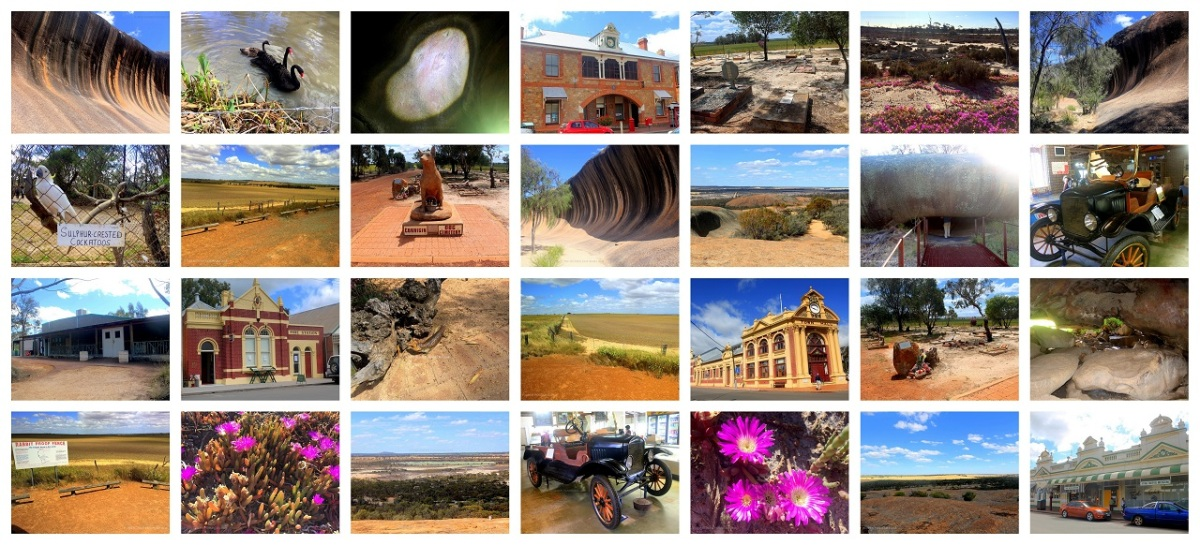 Where to go in Wheatbelt Region?